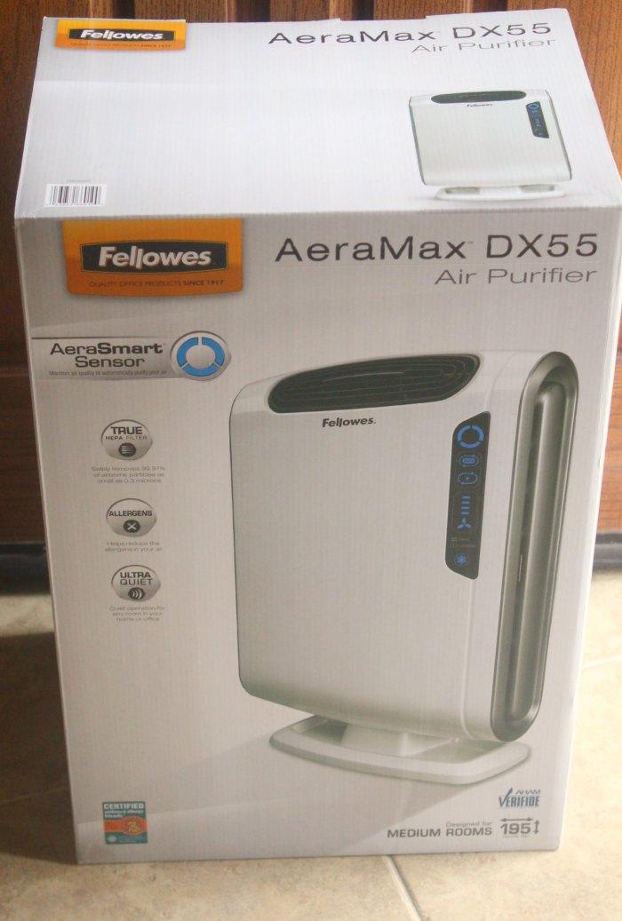 Fellowes AeraMax DX55