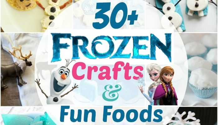 Frozen Crafts Slider