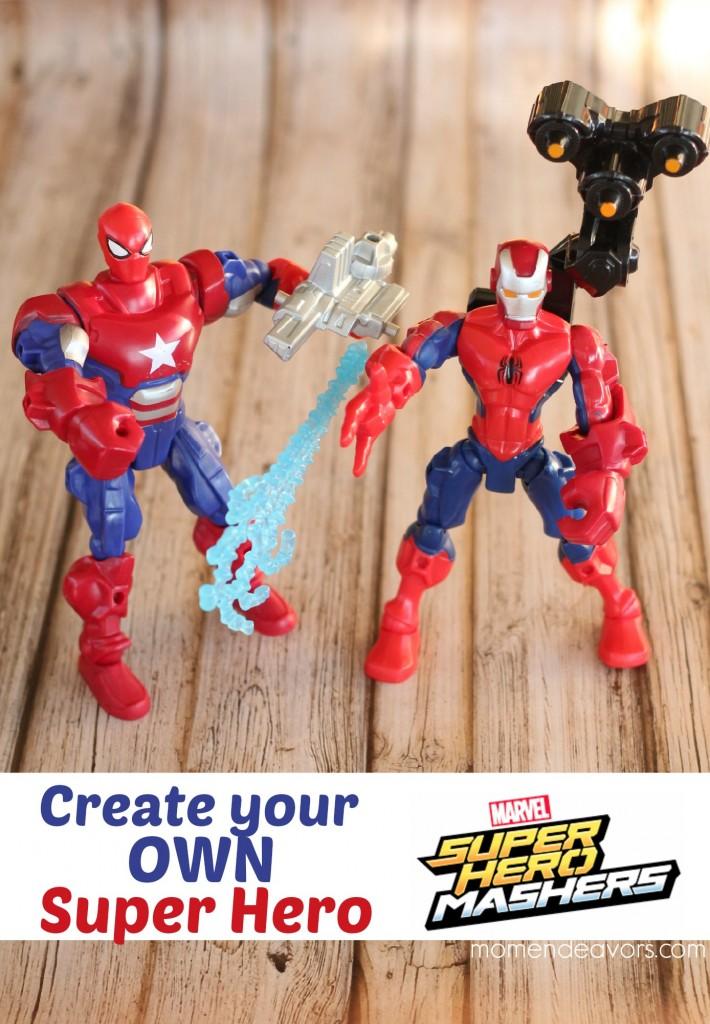 Marvel Mashers Toys #MyMashup