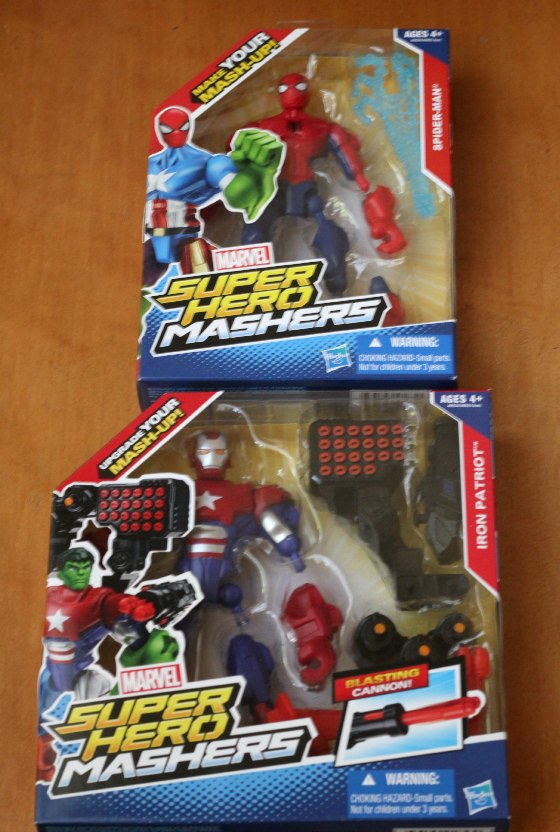 Marvel Super Heroes Toys