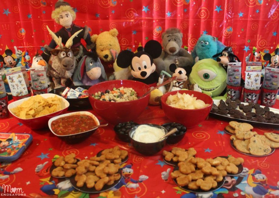 Mickey #Disneyside Party