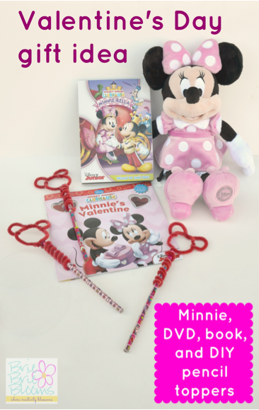 Minnie Mouse Minnie-rella Valentine's