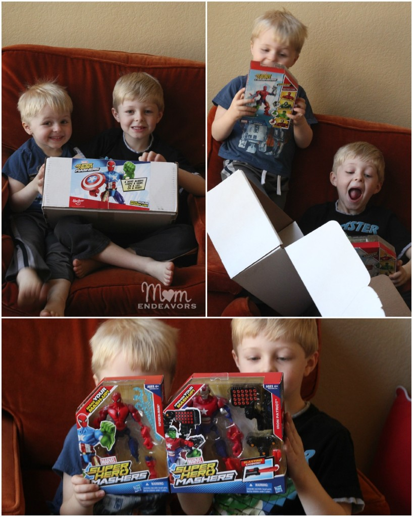 #MyMashup Super Heroes