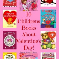10 Valentine's Day Children's Books