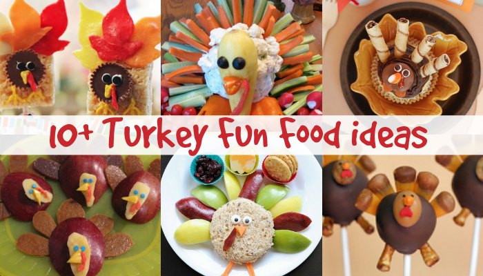 Turkey Fun Foods