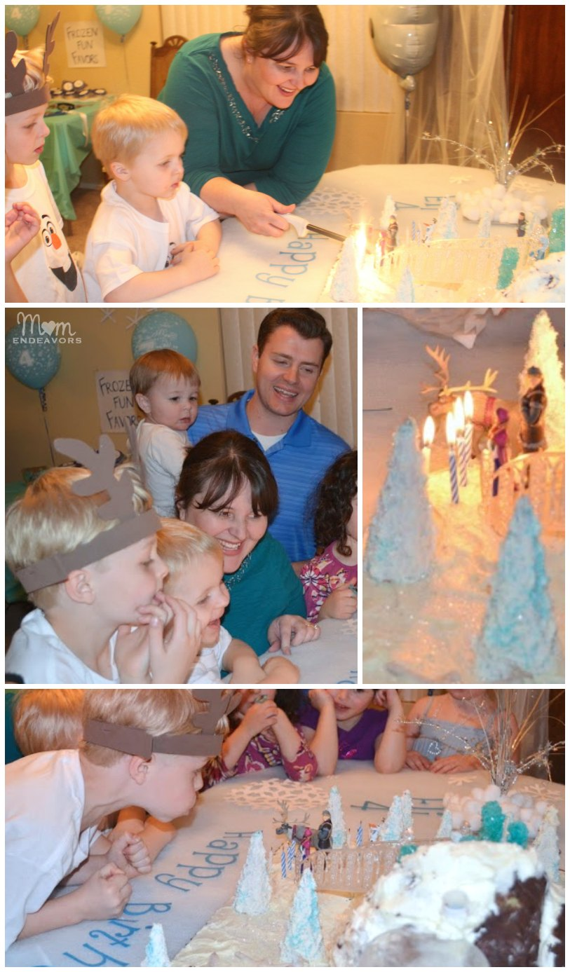 Boys' Disney Frozen Birthday Party