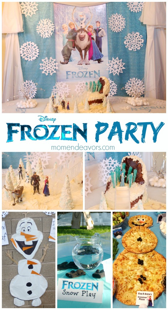 Frozen Room Decor Diy