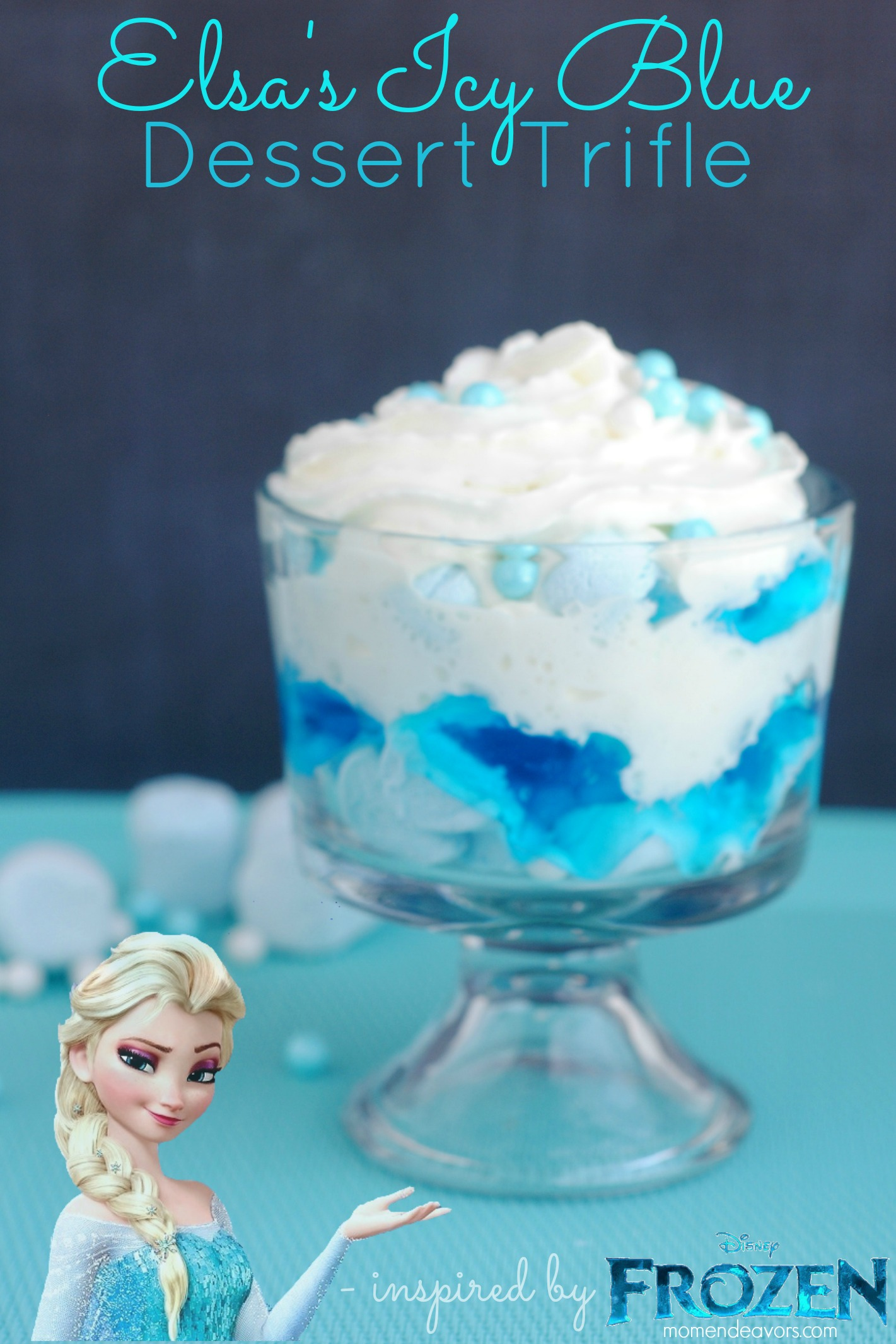 Disney Frozen Party Food Menu