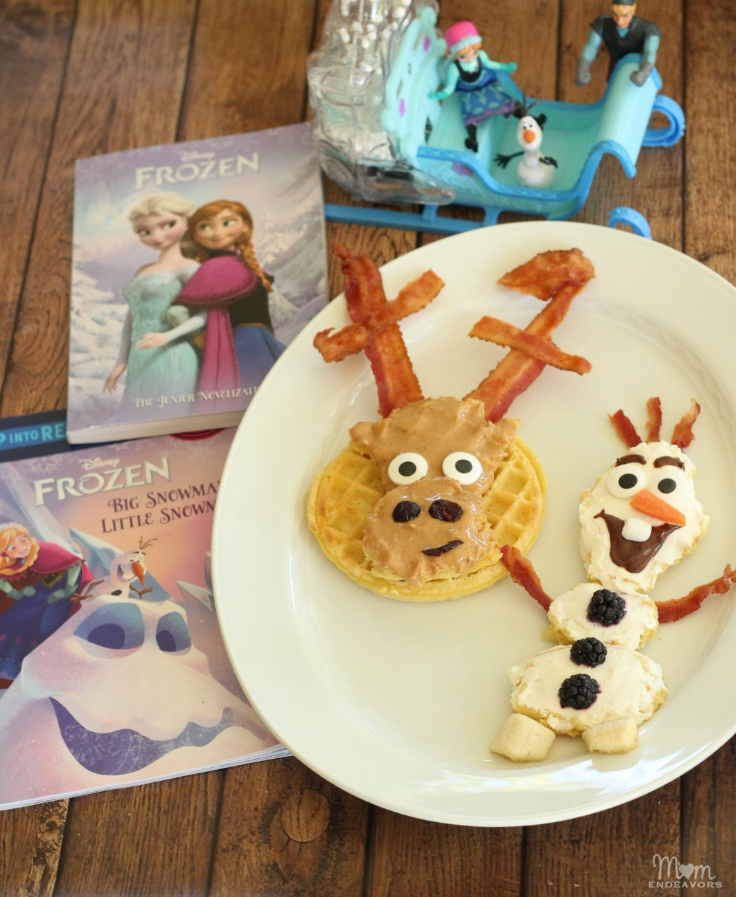 Disney Frozen Snack