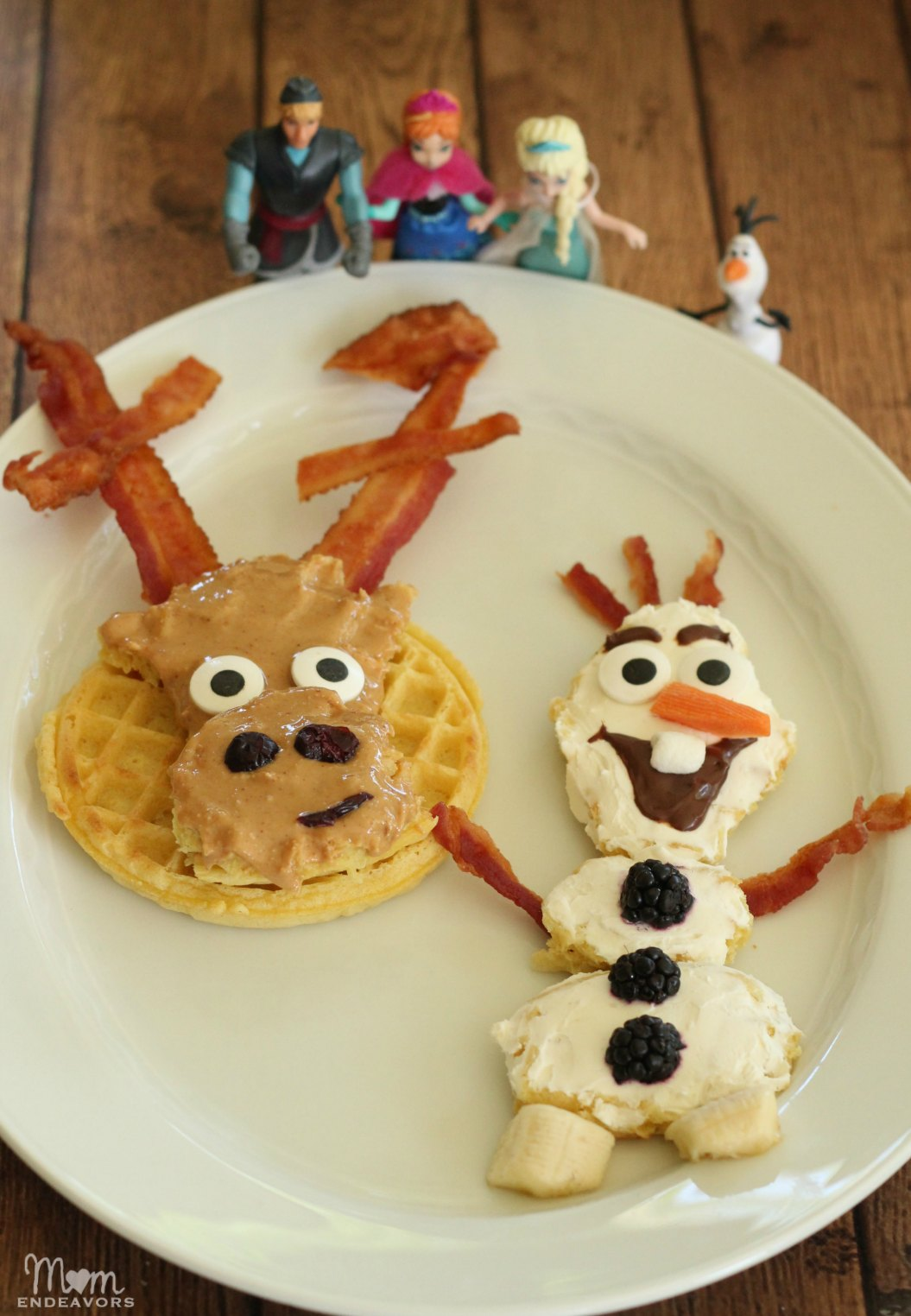 Disney Frozen Sven & Olaf Fun Food