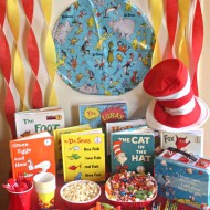 Celebrate Reading with a Dr. Seuss Party!
