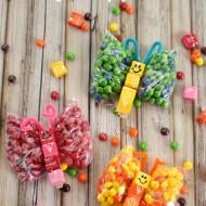 Edible Kids Craft: Candy Butterflies