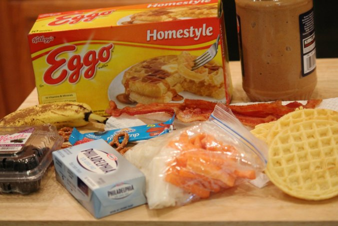 Eggo waffle Frozen snack supplies