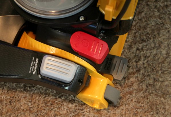 Eureka AirSpeed All Floors Vacuum Features
