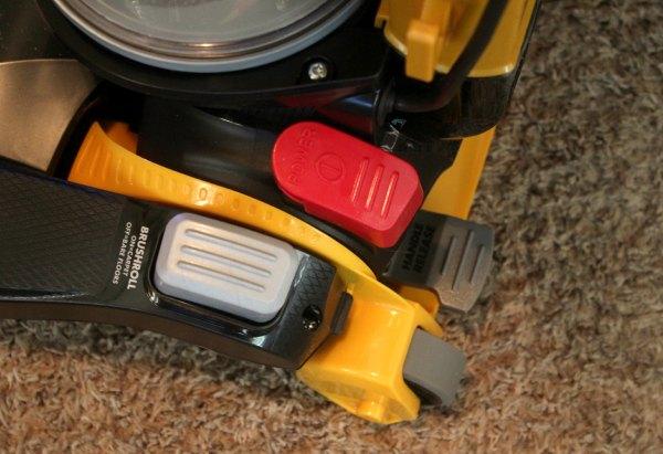 Eureka AirSpeed All Floors Vacuum Features