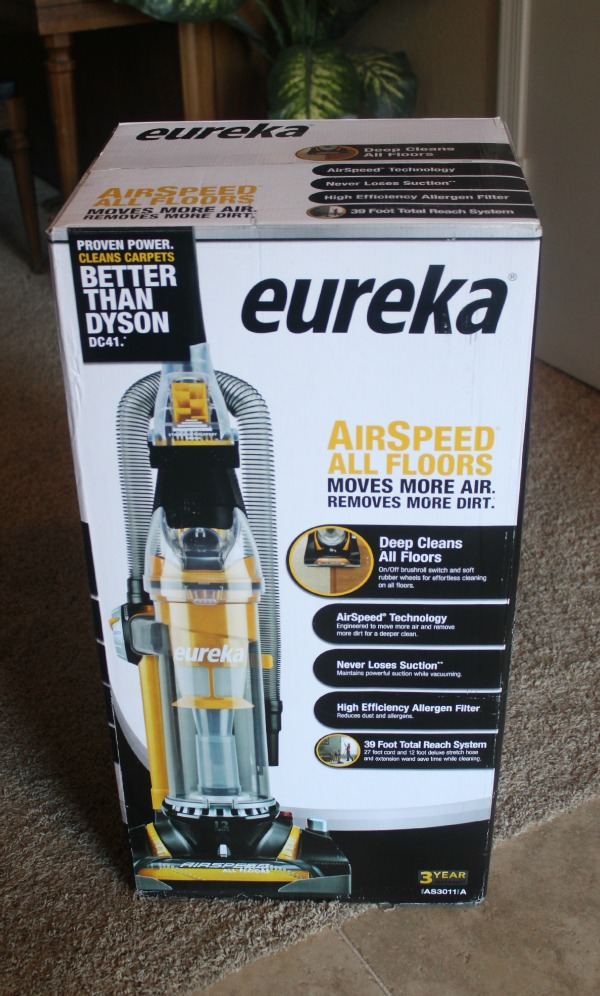 Eureka AirSpeed All Floors Vacuum Review