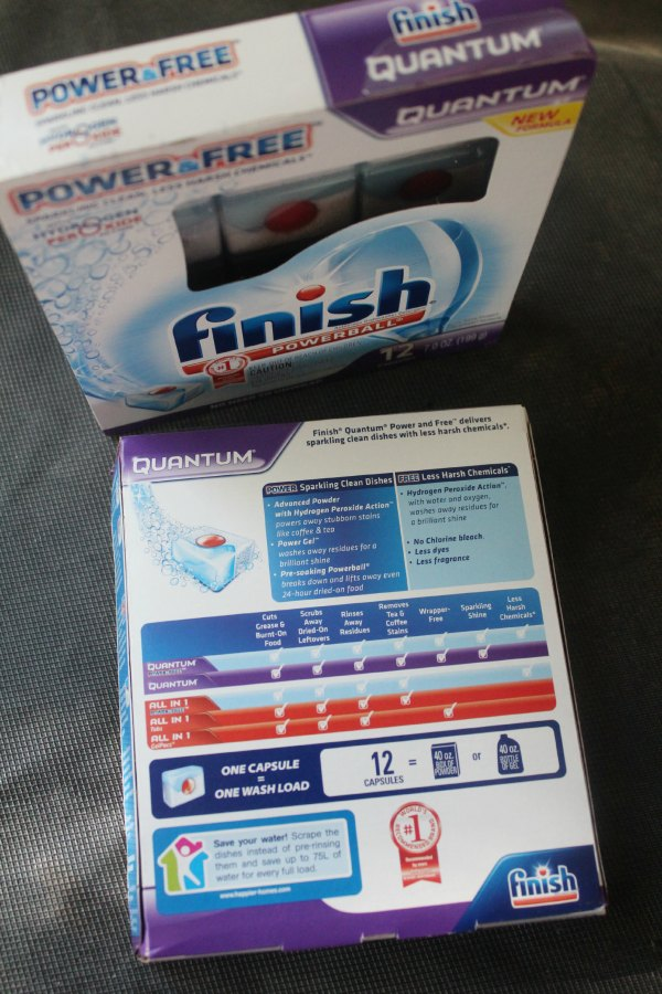 Finish Power & Free