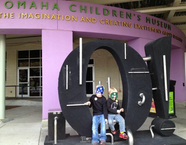 Omaha Nebraska Children's Museum