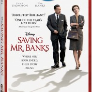 Disney's Saving Mr. Banks Inspired Recipes & DVD Release