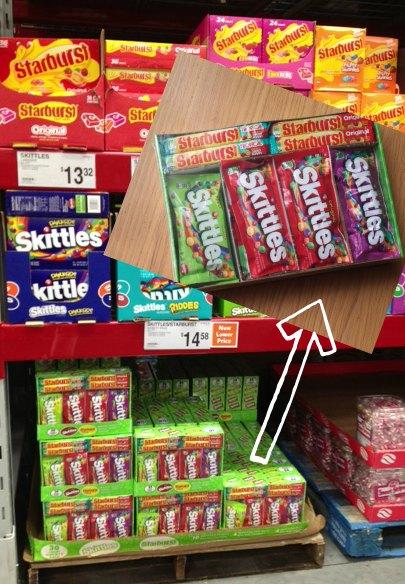 Skittles & Starburts