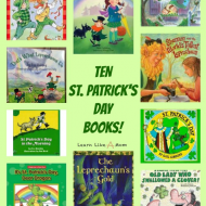 10 St. Patrick's Day Books for Kids