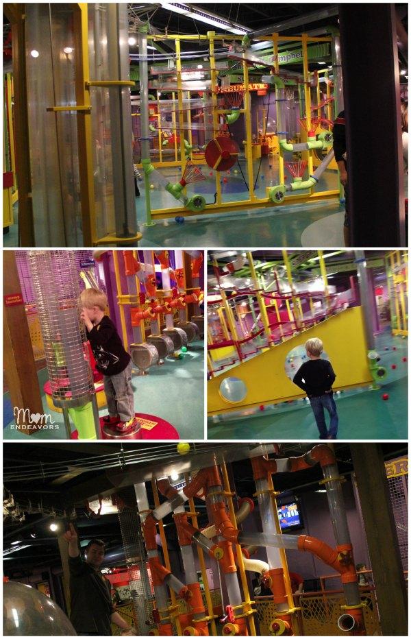 Super Gravitron Omaha Children's Museum