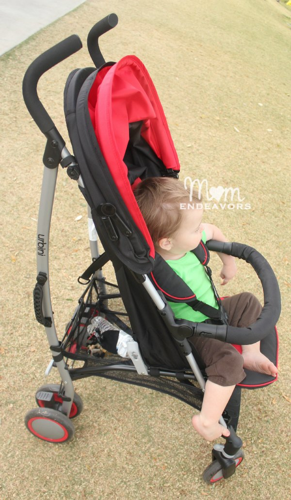 Affordable compact stroller