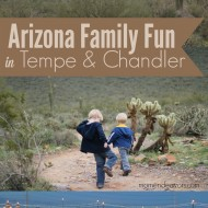 Arizona Family Fun Places in Tempe & Chandler
