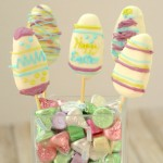 Chocolate Candy Easter Centerpiece