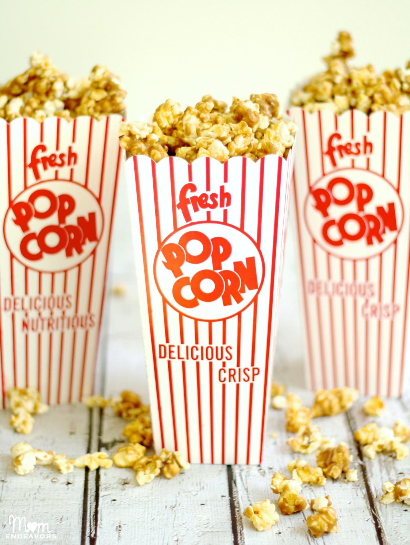 Circus-style Popcorn