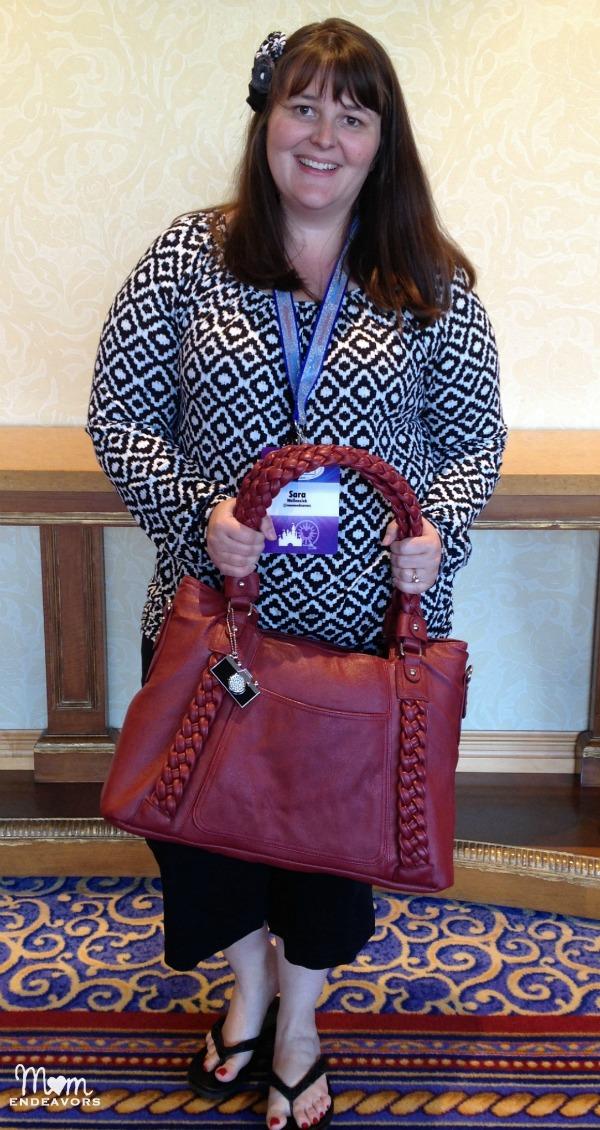 Clover Epiphanie Bag #DisneyDSMMoms