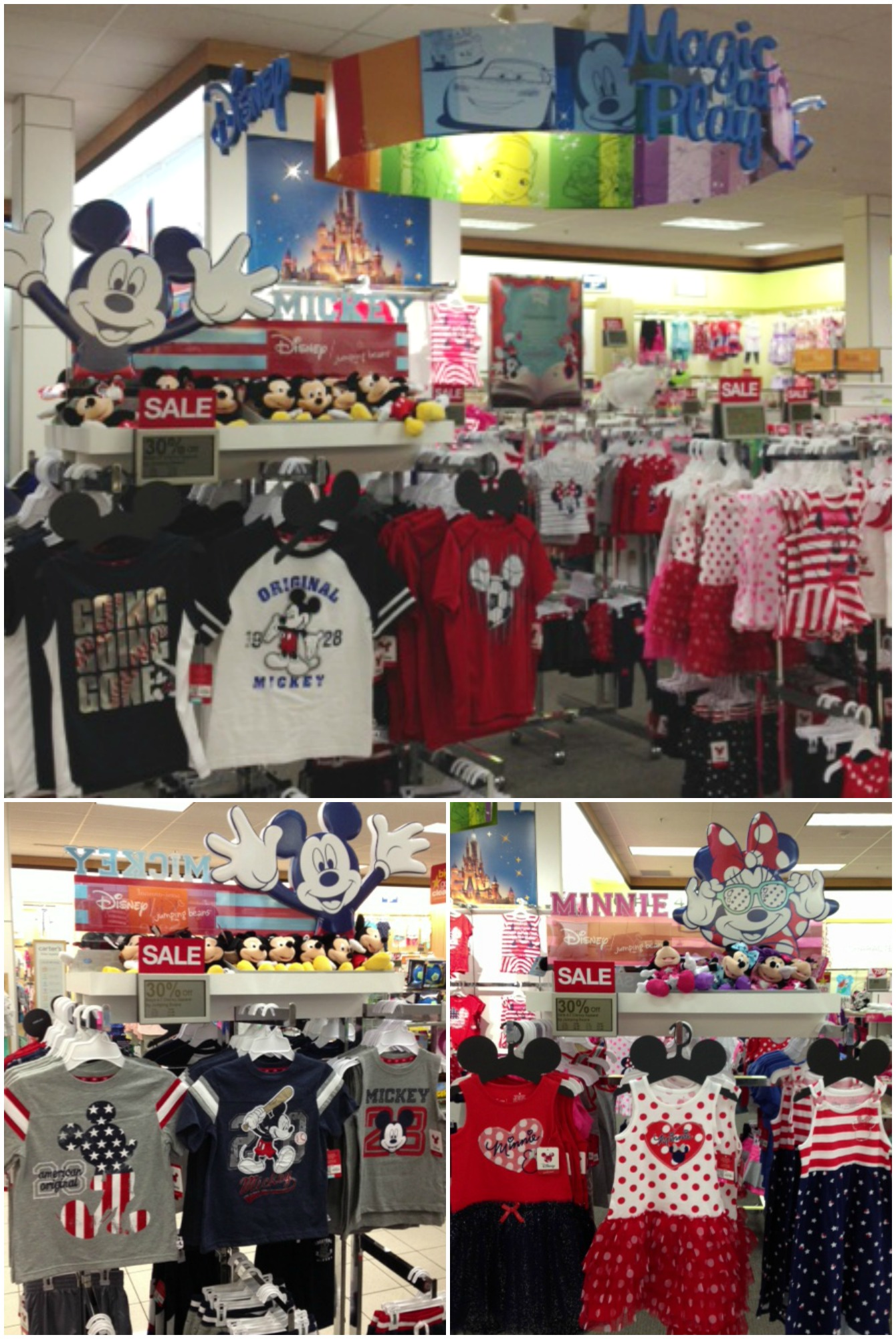 Disney Clothes at Kohl's #MagicAtPlay