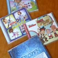 Sing Into Spring with Disney Music {Walt Disney Records Giveaway!!}