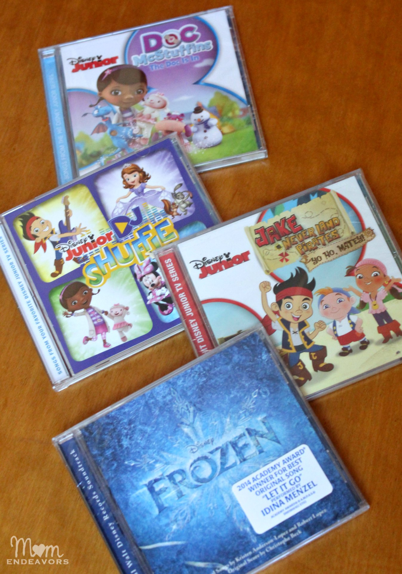Disney Music CD's
