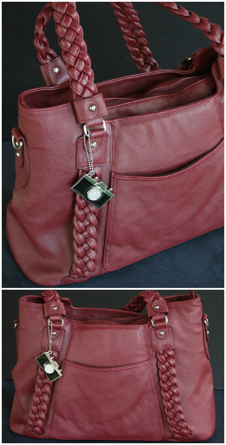 Epiphanie Clover Camera Bag
