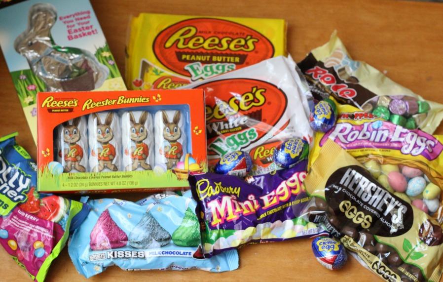 HERSHEY'S Candy #BunnyTrail