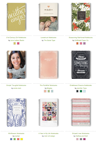 Minted planners
