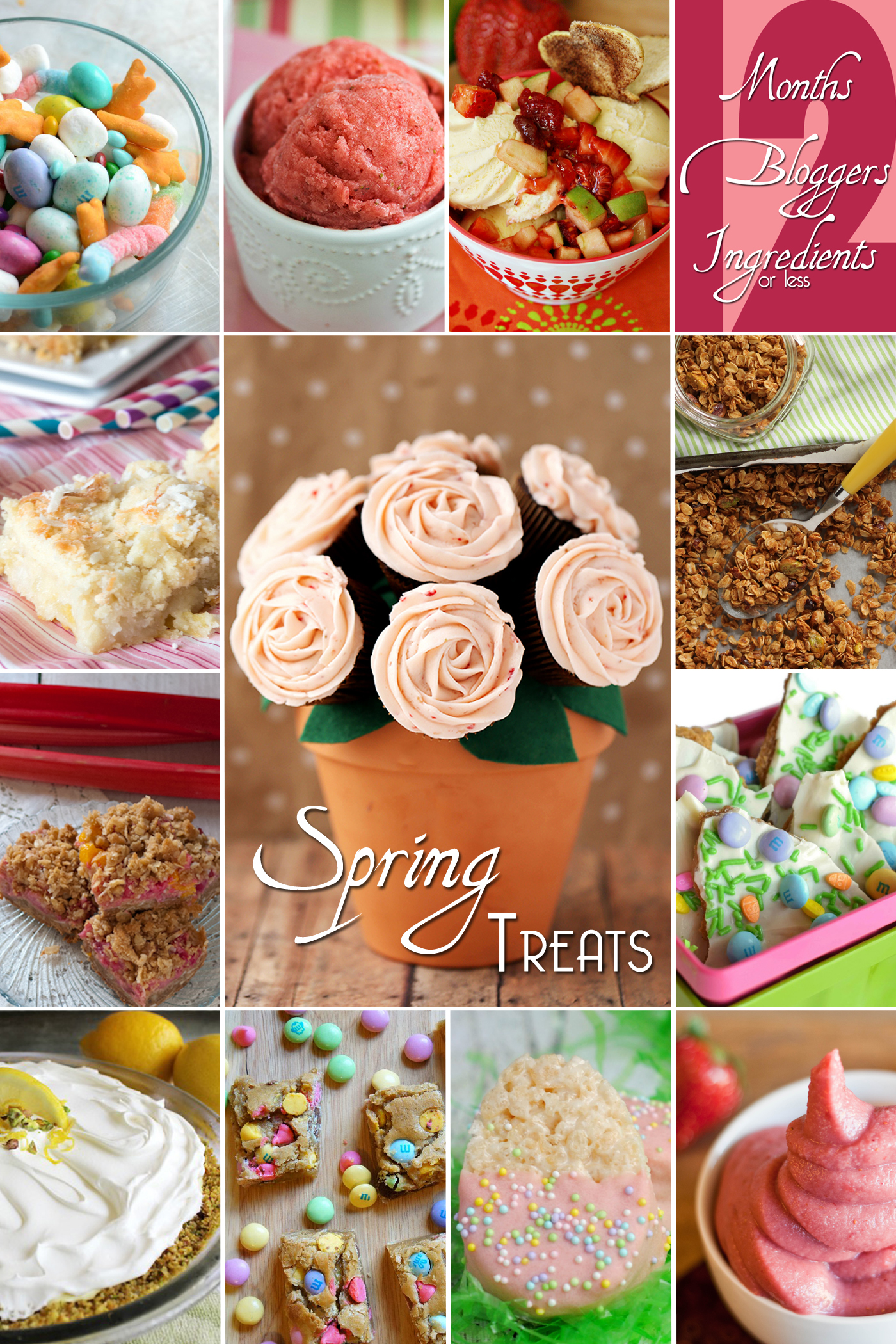 Spring Inspired Recipes