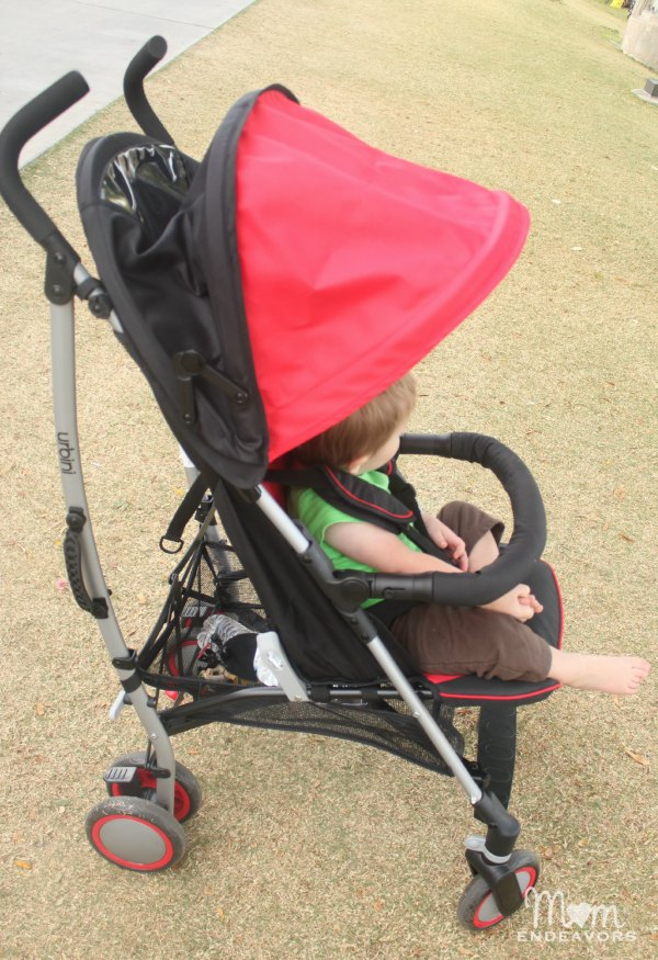 Urbini Touri Lightweight Stoller Travel System Review