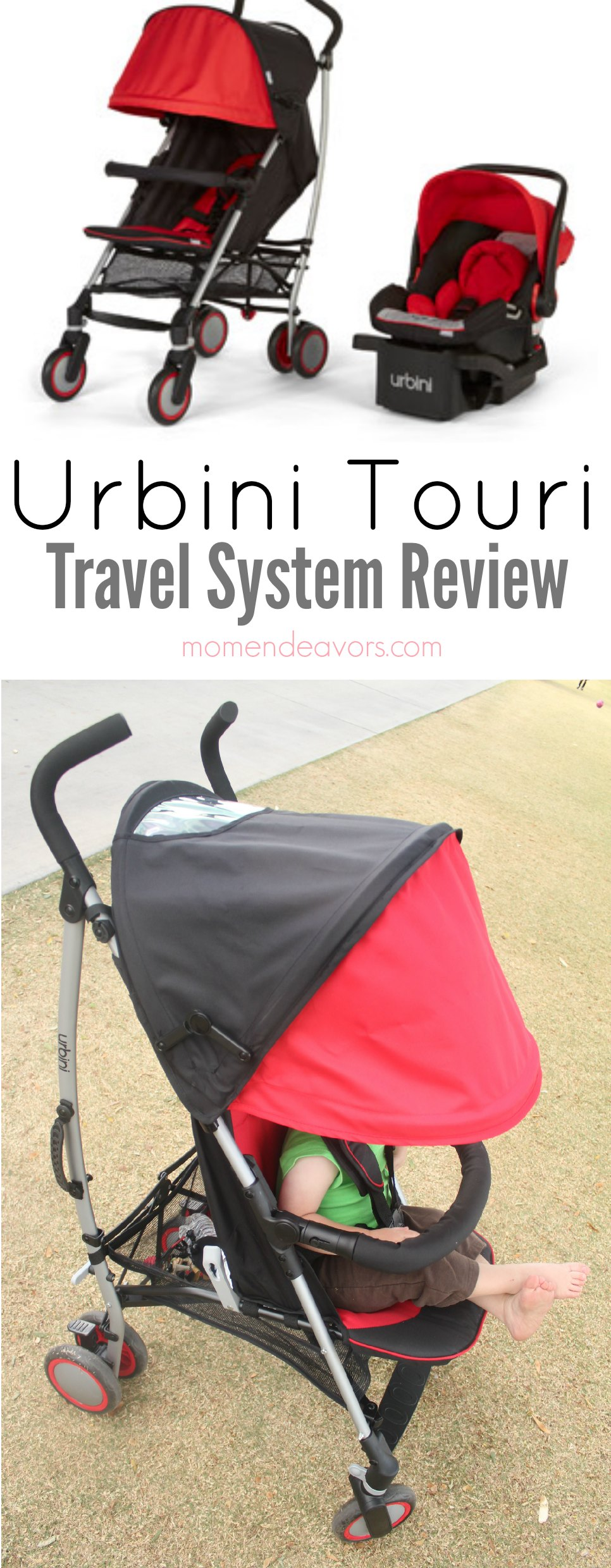 Urbini Touri Travel System Review