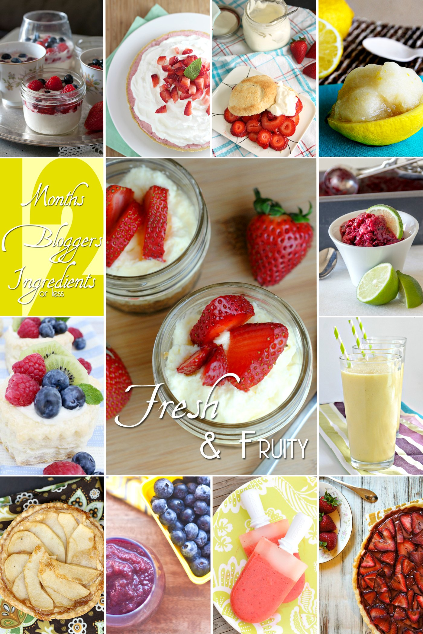 Delicious Fresh Fruit Recipes