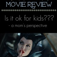 Disney's Maleficent Movie Review – Is it ok for kids?