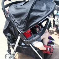 The Perfect Double Stroller for a Disney Trip – Joovy ScooterX2