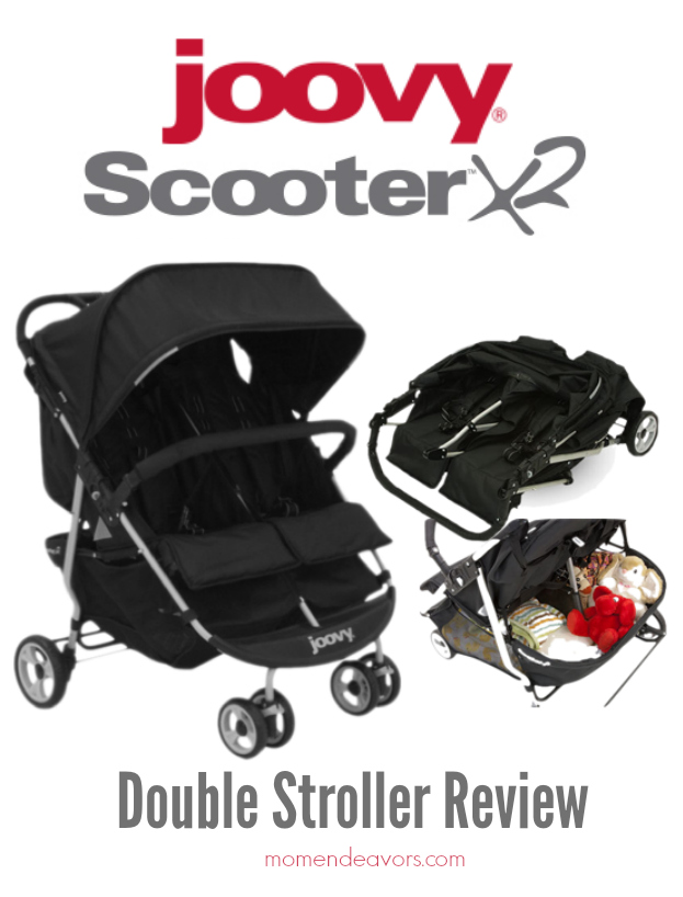 Joovy ScooterX2 Double Stroller Review