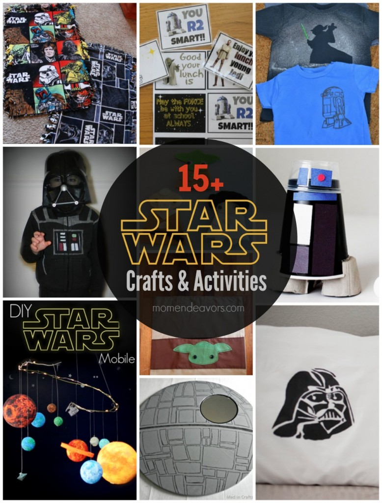 star wars craft 15 wars crafts amp activities 3000