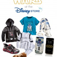 The Force is Strong at the Disney Store #StarWars