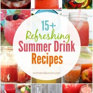 15+ Summer Drink Recipes
