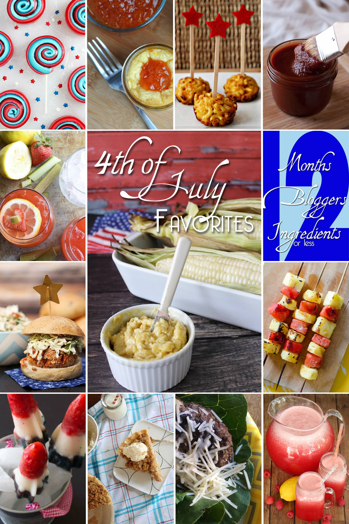 4th of July Favorite Recipes