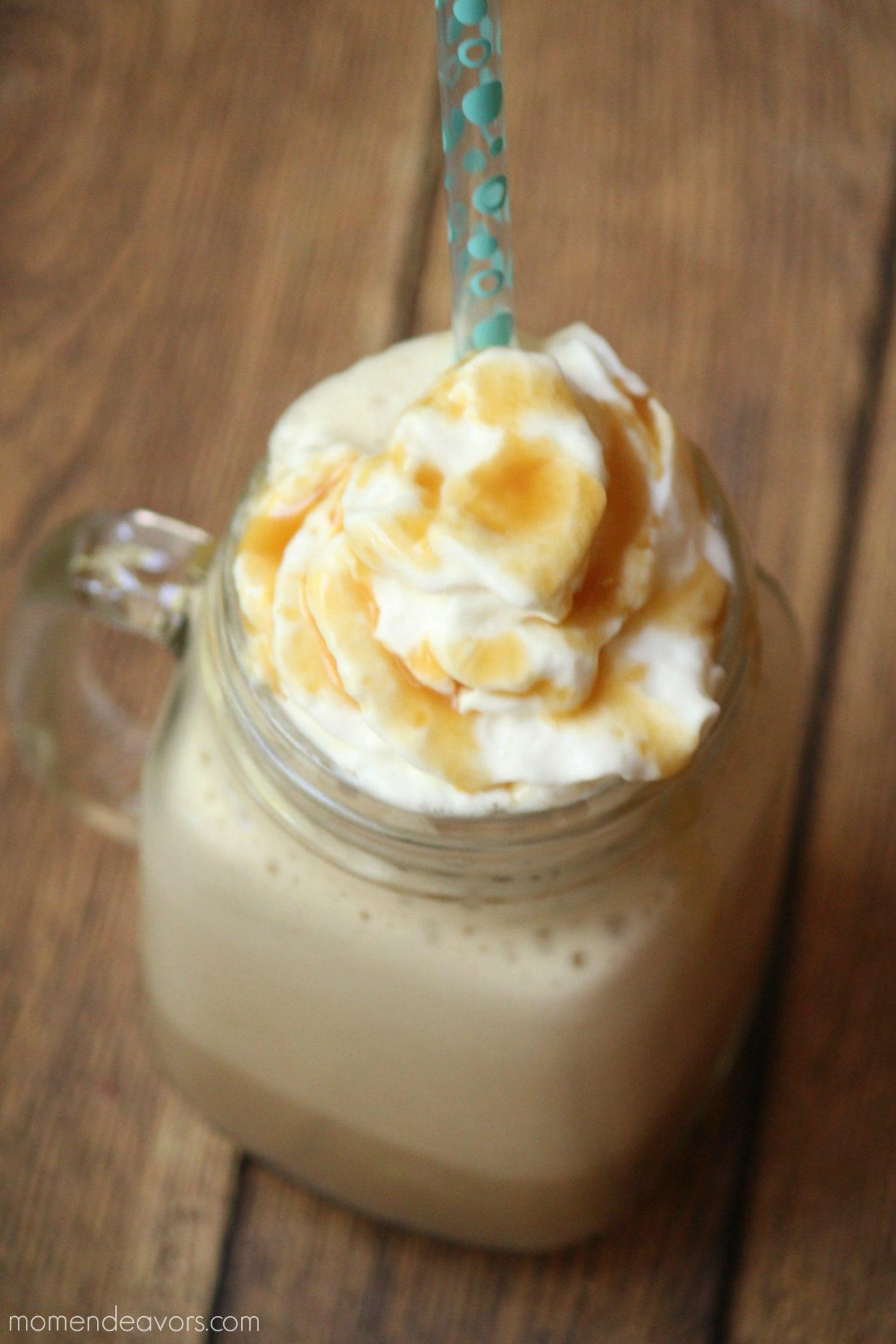 Caramel Macchiato Iced Coffee