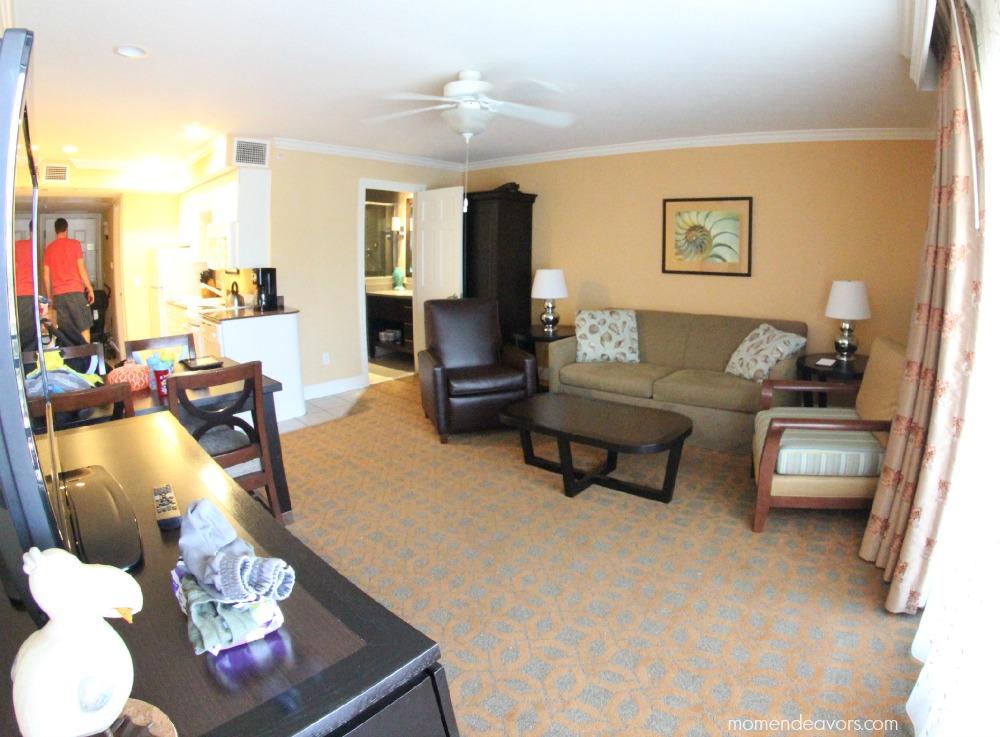 Carlsbad Inn Condo Room